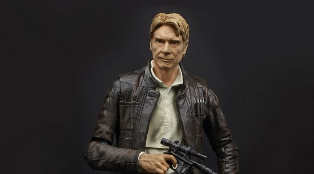 NYCC'15: Hasbro reveals Star Wars Black Series Han Solo from Force Awakens