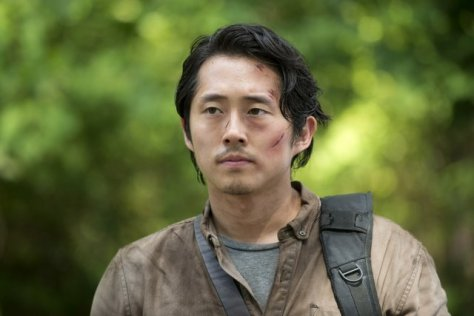 The Walking Dead - Thank You - Glenn