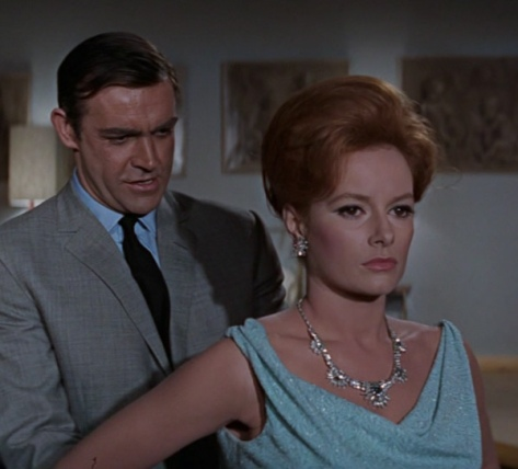 thunderball-Bond and Fiona
