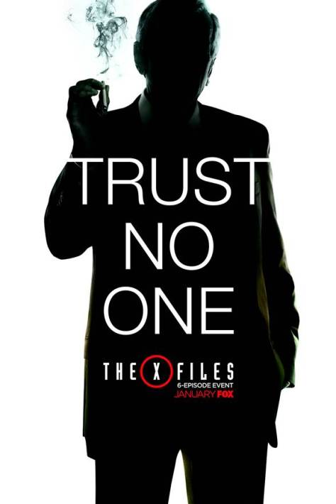 X-Files The Cigarette Smoking Man