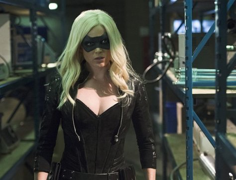 Arrow - Lost Souls - Caity Lotz as Canary