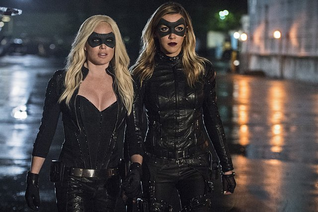 Arrow - Lost Souls - Canary and Black Canary