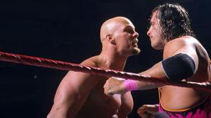 Bret Hart vs Stone Cold Steve Austin Survivor Series 96