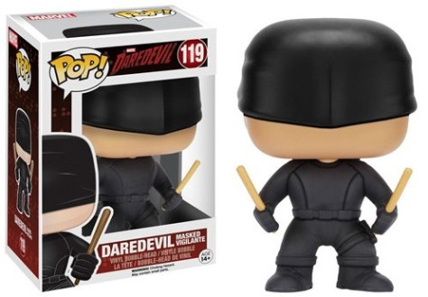 Daredevil Funko Pop figure - Daredevil as masked vigilante