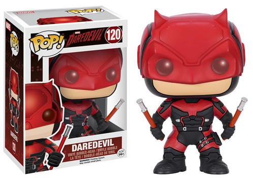 Daredevil Funko Pop figure - Daredevil in costume