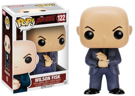 Daredevil Funko Pop figure - The Kingpin
