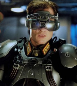 Die Another Day - Gustav Graves power suit