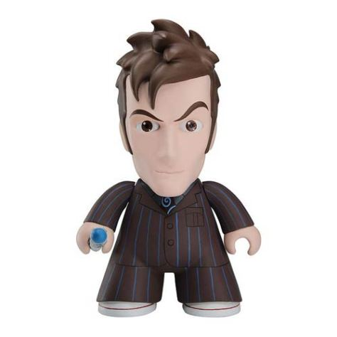 Dr Who 10th Doctor vinyl figure single