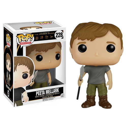 Hunger Games Pop vinyl figure - Peeta