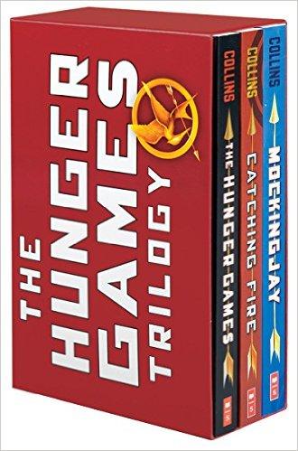 Hunger Games trilogy book