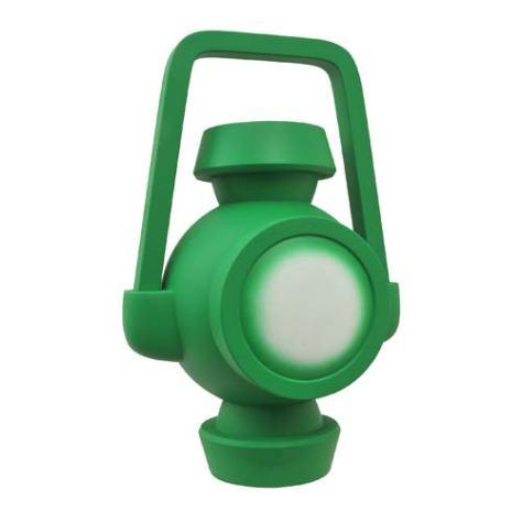 JLU Green Lantern power battery bank