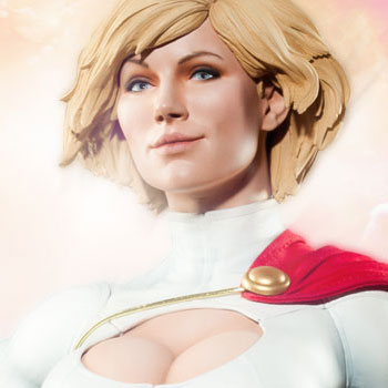 Power Girl figure