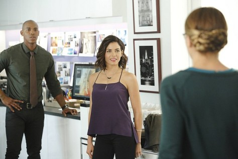 Supergirl Fight or Flight - James Olsen, Lucy Lane and Kara