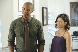 Supergirl - How does she do it recap - James and Lucy Lane