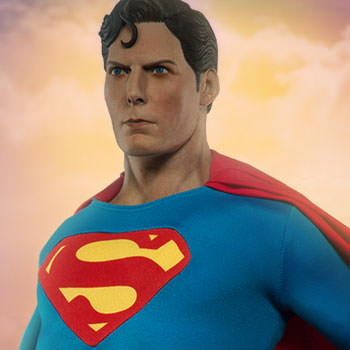 Superman Christopher Reeve premium figure