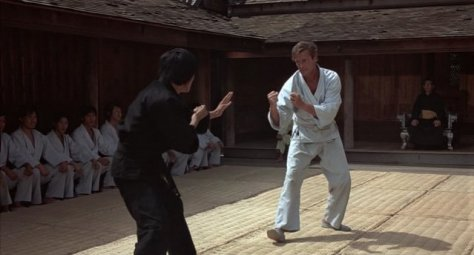 The Man With the Golden Gun - Bond Kung Fu