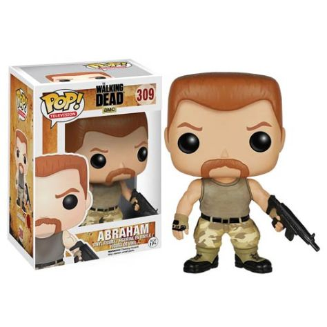 The Walking Dead Abraham Funko Pop