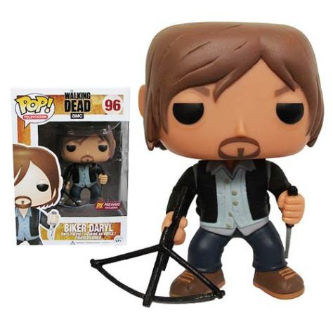 The Walking Dead Daryl Dixon Funko Pop