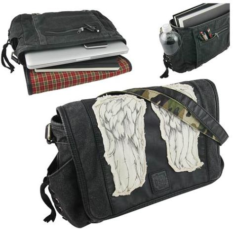 The Walking Dead Daryl Dixon messenger bag