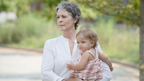 The Walking Dead - Heads Up - Carol