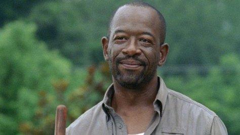 The Walking Dead - Heads Up - Morgan