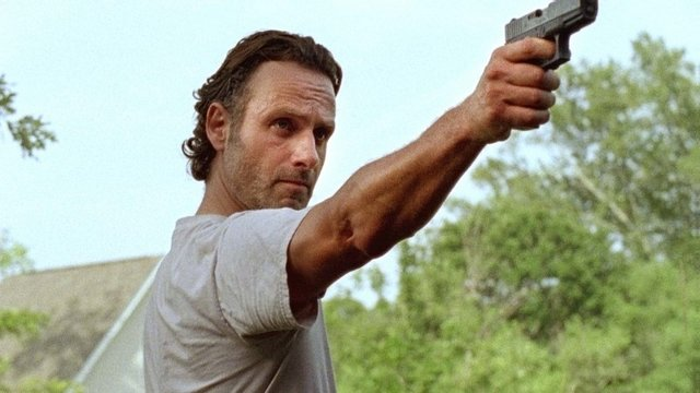 The Walking Dead - Heads Up - Rick