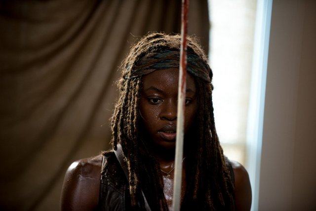 the-walking-dead-start-to-finish-review-michonne