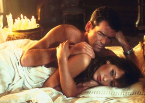 The World is Not Enough - James Bond and Elektra King