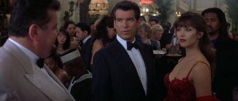 The World is Not Enough - Zukovsky, James Bond and Elektra