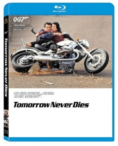 Tomorrow Never Dies blu ray cover