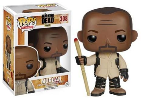 Walking Dead Funko Pop Morgan