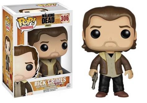 Walking Dead Funko Pop Rick Grimes