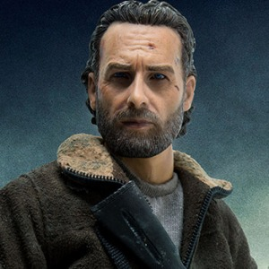Walking Dead Rick Grimes figure