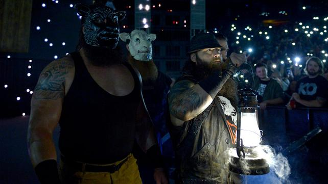 WWE Survivor Series 2015 -The Wyatt Family
