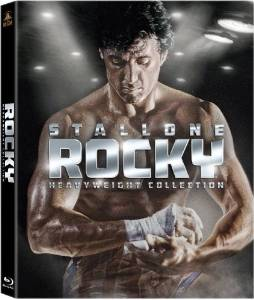 Rocky blu ray box set